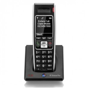 BT Diverse 7400 Plus Exec Additional Cordless Handset