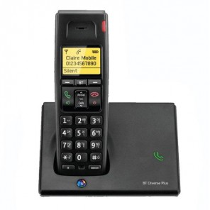 BT Diverse Pro 7110 Single Cordless DECT Phone