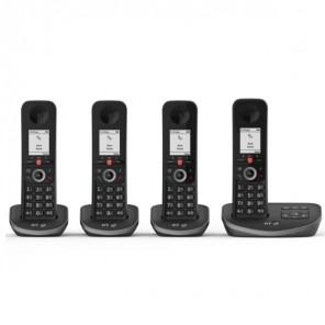 BT Advanced Phone Quad pack