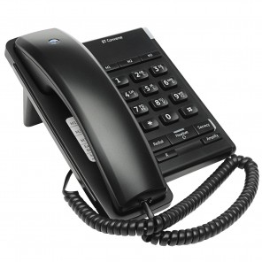 BT Converse 2100 Black Corded Phone