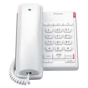 BT Converse 2100 Telephone - White