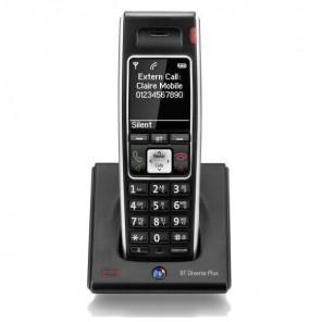 BT Diverse 7400 Plus Executive - Additional Handset (OPEN BOX)
