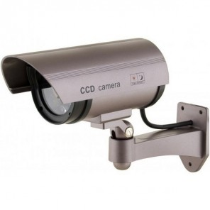 Decoy Exterior Camera with LED