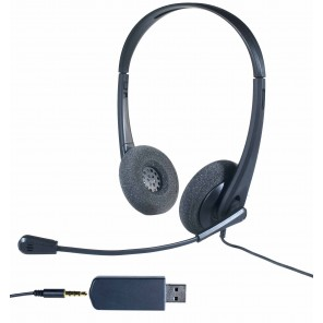 Onedirect HC35 Duo USB PC Headset