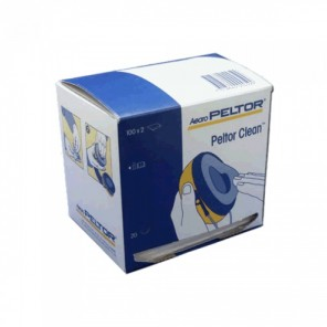 Hygiene pads for 3M Peltor Headsets