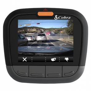 Cobra CDR 835 HD Dash Cam