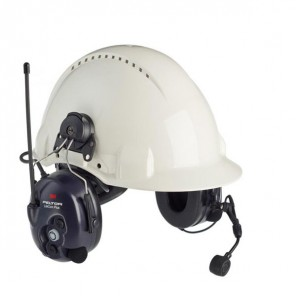3M Peltor LiteCom Plus with Helmet Attachment