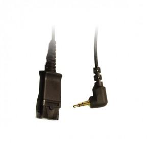 Plantronics QD/2.5mm Jack Cable (30cm) (2)