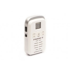 Dynascan 1D PMR446 Walkie Talkie - White