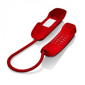 Gigaset DA210 Analogue Phone (Red)