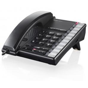 Depaepe Premium 100 Analogue Desktop Phone (Black)