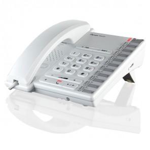 Depaepe Premium 100 Analogue Desktop Phone (White)