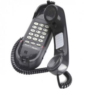 Depaepe HD2000 Black Wall-Mount Phone