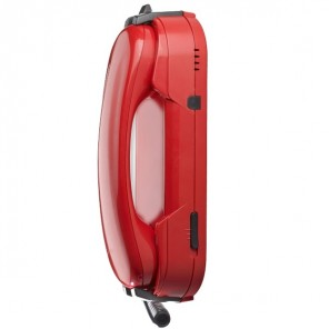 Depaepe HD2000 Wall-Mount Telephone Without Keypad (Red)