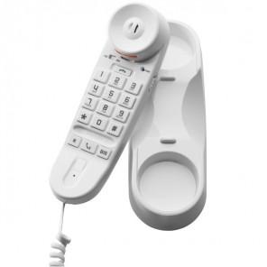 Depaepe Premium 10 Analogue Phone (White)