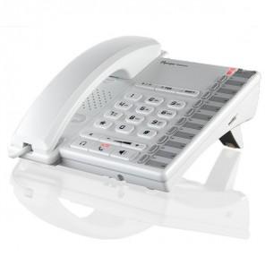 Depaepe Premium 200 Analogue Desktop Phone (White)