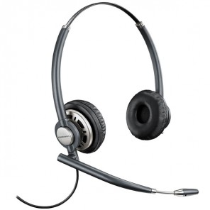 Plantronics EncorePro HW720 Duo Headset