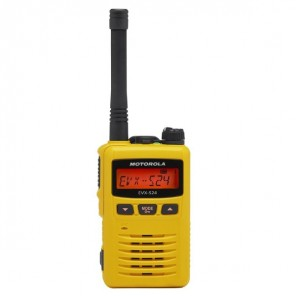 Motorola EVX-S24 - Yellow