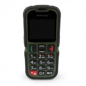Fonerange Rugged SOS Mobile Phone