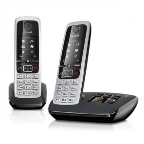 Gigaset C430 Digital Cordless Phone Duo Pack