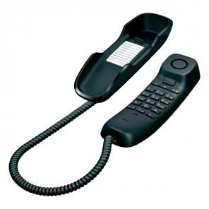 Gigaset DA210 Analogue Phone (Black)