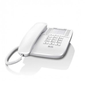 Gigaset DA510 Analogue Phone (White)