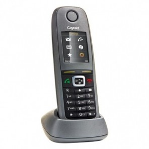 Gigaset R650H Pro DECT Robust Cordless Add. Handset 1