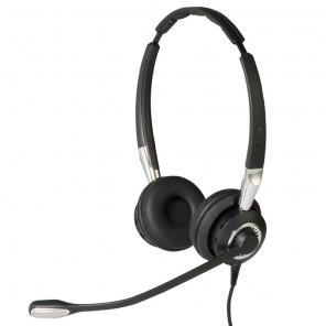 Jabra BIZ 2400 II Duo UNC Corded Headset