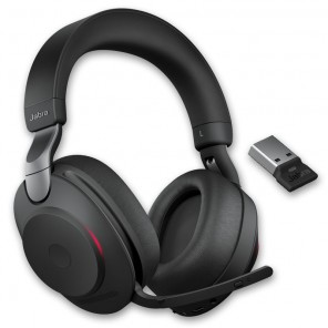 Jabra Evolve2 85 Link380a UC Stereo - Black