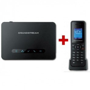 Grandstream DP750 DECT Base + 1 DP720 Handset