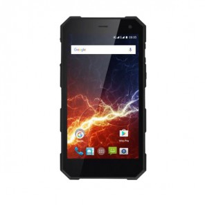 myPhone Hammer Energy Tough Smartphone (Black)