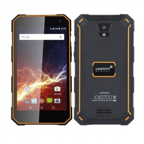 myPhone Hammer Energy Tough Smartphone (Orange)
