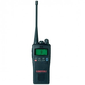 Entel HT725 Adv. Signalling VHF Two Way Radio