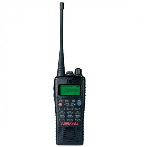 Entel HT726 Keypad VHF Licensed Two Way Radio