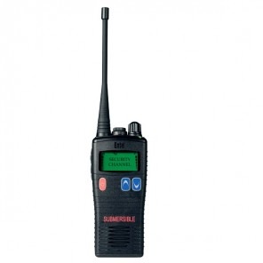Entel HT723 Entry LCD VHF Radio