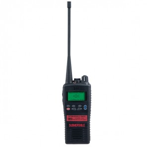 Entel HT825 Adv. Signalling ATEX VHF Two Way Radio