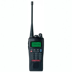 Entel HT826 Keypad ATEX VHF Two Way Radio