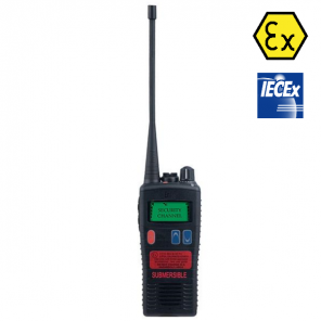 Entel HT953 ATEX PMR446 Two Way Radio with LCD