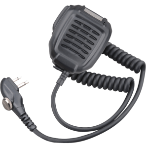 Remote speaker microphone for Hytera Power 446