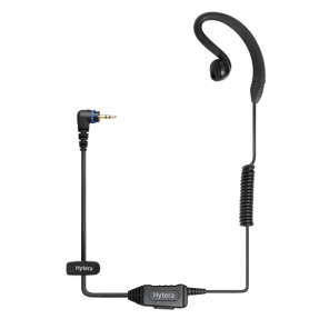 C-Earpiece with speaker & MIC