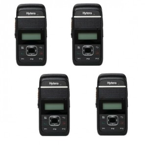 Hytera PD355LF Quad Pack