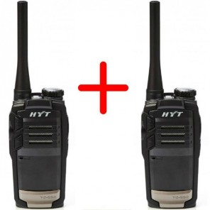 Hytera TC-320 Twin Pack