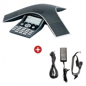 Polycom Soundstation IP 7000 with Power Supply