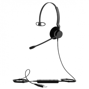 Jabra BIZ 2300 USB Mono MS Lync PC Headset