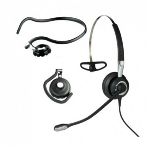 Jabra BIZ 2400 II USB Mono CC PC Headset