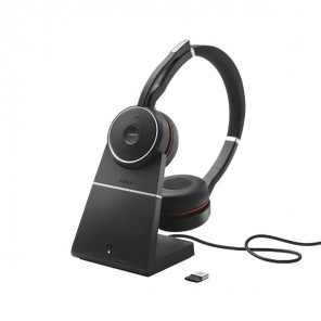 Jabra Evolve 75 UC with charging Stand