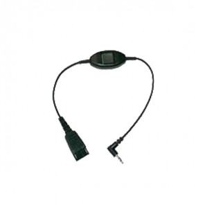 GN Jabra Cable for Alcatel 500mm QD to 3.5mm