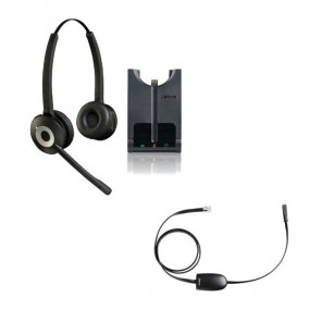Jabra PRO 920 Duo + EHS Cable for Polycom