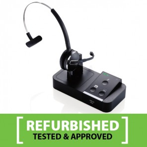 Jabra PRO 9450 Mono Flex Wireless Headset Refurb
