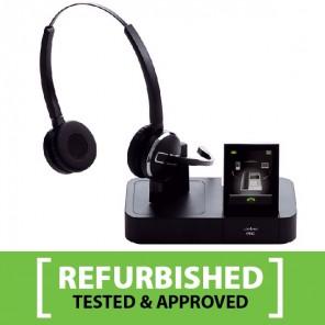 Jabra PRO 9465 Duo Cordless Headset Refurb